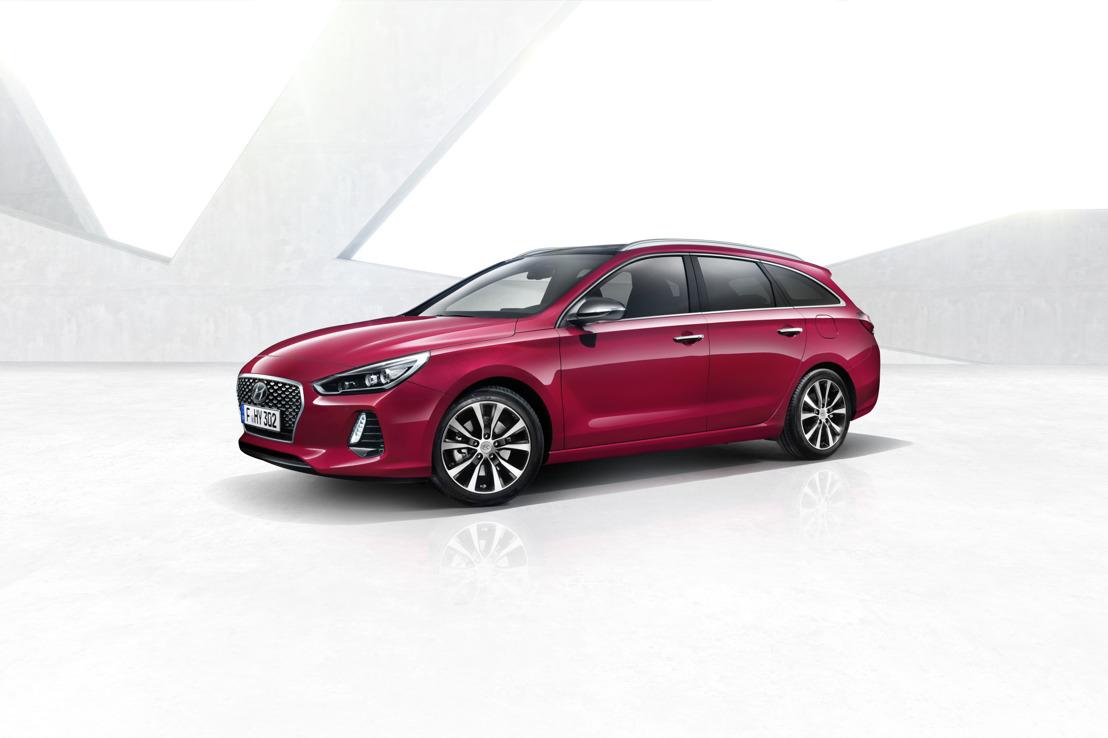 New Generation Hyundai i30 Wagon: l'eleganza sposa la versatilità