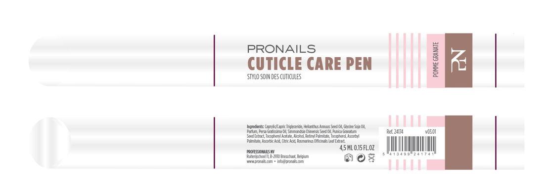Cuticle Care Pen