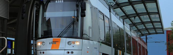 Werken Plantin-Moretuslei: tramlijnen 11 en 12 aangepast (29 juni t/m 19 juli)
