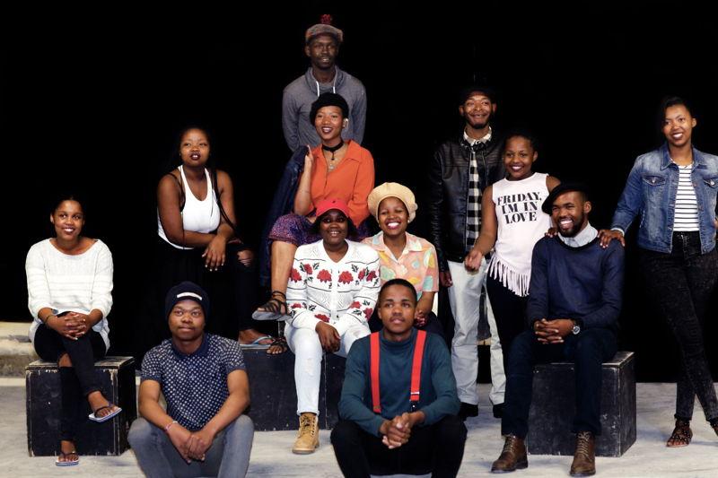 Khayelitsha Musical Choir in Welcome to Khayelitsha. Image by Xolani Tulumani