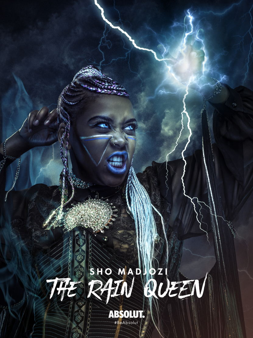 Sho Madjozi - The Rain Queen (with title)
