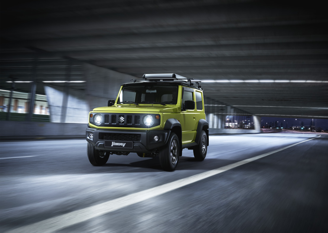Suzuki : Dossier Autosalon 2019