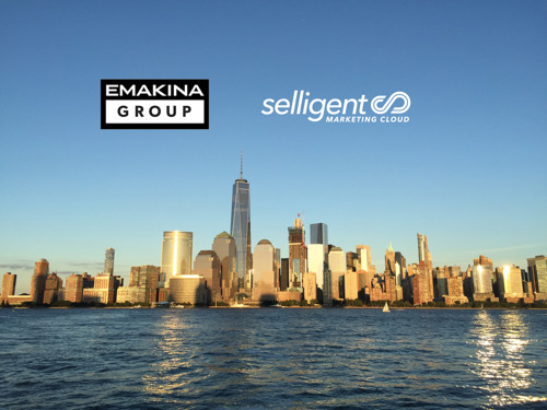 Emakina Group expands strategic Selligent Marketing Cloud partnership to North America