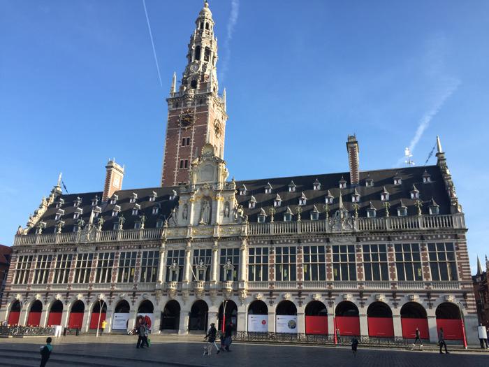 PERSUITNODIGING: afstammeling van Thomas More bezoekt Leuven