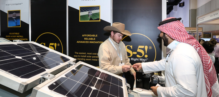 Preview: INTERNATIONAL HEAVYWEIGHTS PAVE THE WAY TOWARDS SUSTAINABLE CITIES AT THE BIG 5 SOLAR