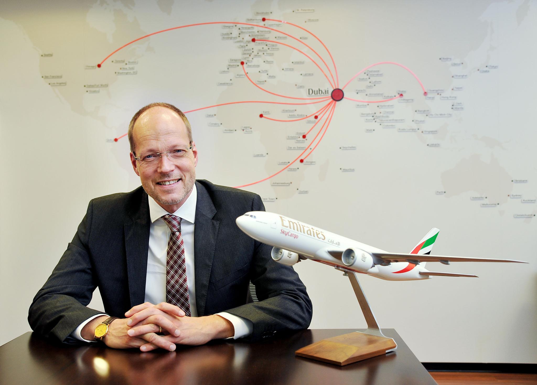 Emirates SkyCargo Appoints New Senior Vice President for