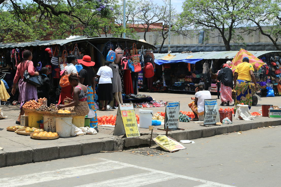 Zimbabwe markets. Photo Winsome Denyer.