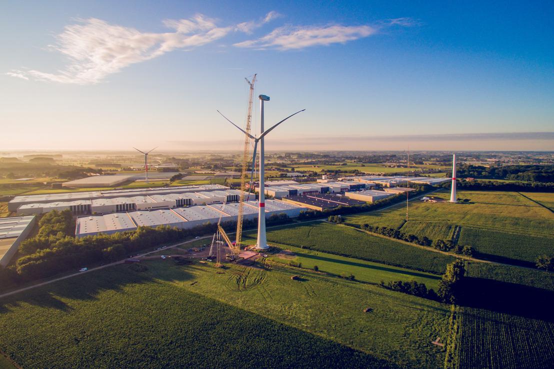 Inwoners Hoogstraten en Zundert kunnen participeren in het hoogste windpark van België in Meer (Hoogstraten)