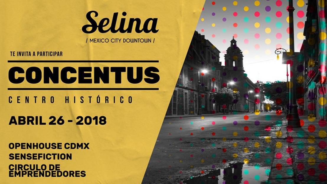 CONCENTUS: la apuesta de Selina para armonizar las voces en el renacimiento del Centro Histórico