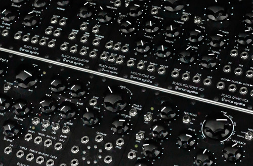 Massive bass-lines, cosmic sounds and impressive drones: Announcing Erica Synths Black System II