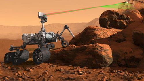 Le laser Thales à bord de la mission Mars 2020 : atterrissage dans trois jours