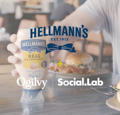 Ogilvy Social.Lab & Hellmann's like to take a bite out of this Happy Cheeseburger Day!