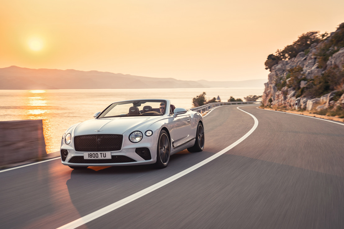 ALL-NEW BENTLEY CONTINENTAL GT CONVERTIBLE: THE PINNACLE OPEN-TOP GRAND TOURER