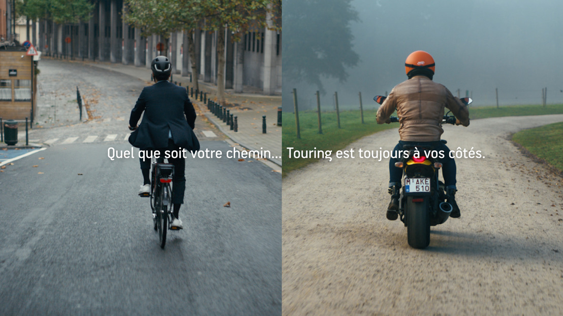 Touring et TBWA, ensemble pour une nouvelle campagne image.