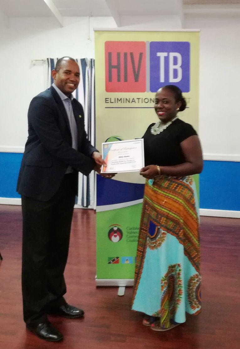Presentation of Participation Certificates