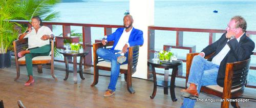 "Forum on ""Sustainable Anguilla"" Generates Great Interest"
