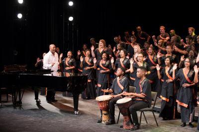 University of Johannesburg choir credit Jan Potgieter