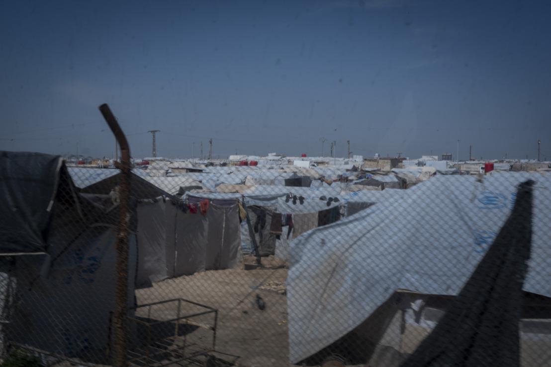 Siria: MSF denuncia la inseguridad en el campo de Al Hol tras el asesinato de un miembro de su personal