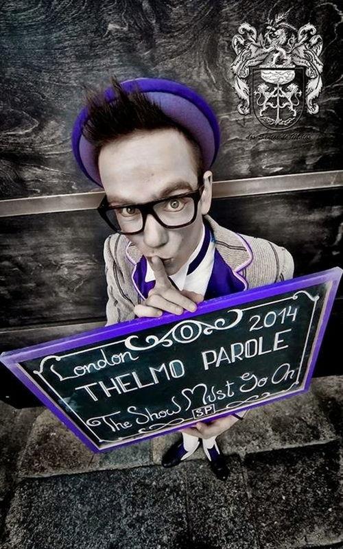 Thelmo Parole - cabaret clowning, circus and comedy