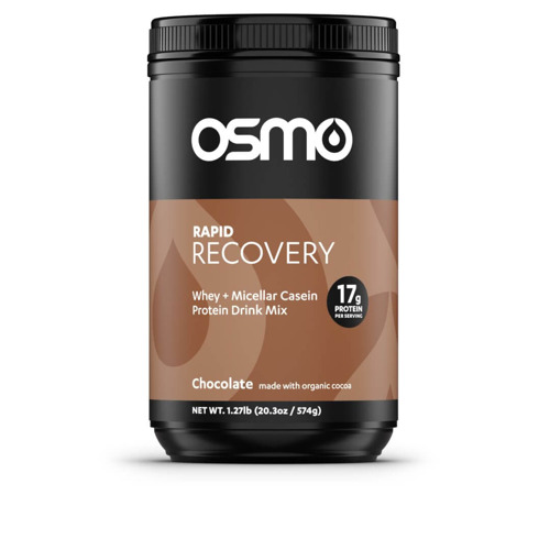 Preview: OSMO Launches New Recovery Options