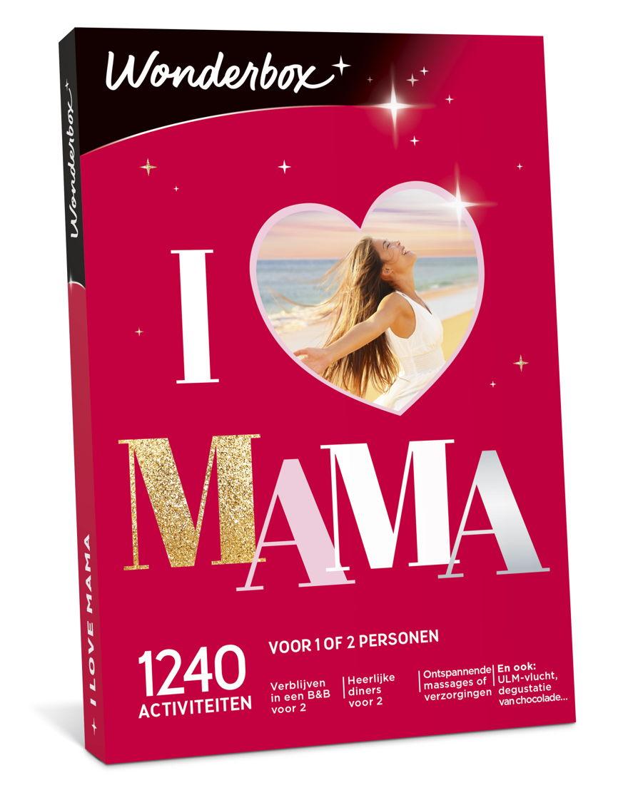 "Wonderbox ""I Love Mama"": €49,90"