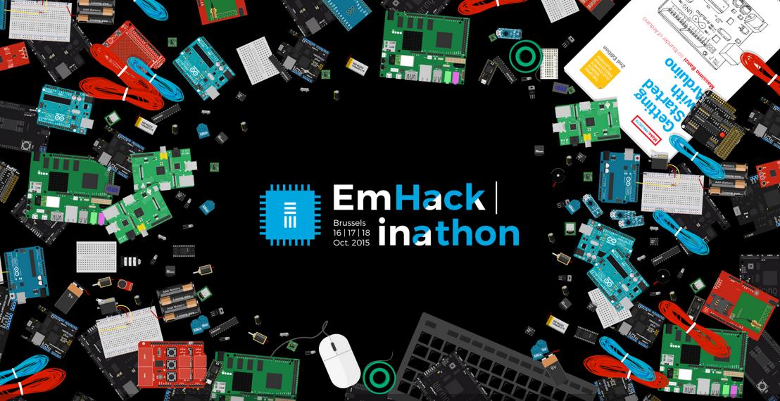 EmHackinathon : 48u om een Internet of Things applicatie te ontwikkelen