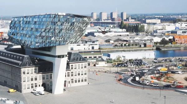 Preview: Le consortium SAFIR choisi pour mener les démonstrations du système pour drones U-space en Belgique