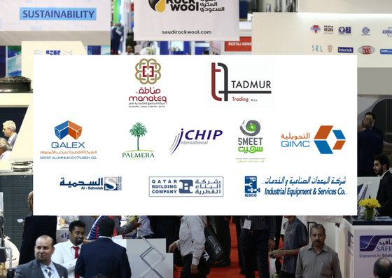LOCAL FOUNDING PARTNERS REPRESENT QAR42 BILLION INFRASTRUCTURE SECTOR AT BUILDING SERVICES QATAR BY THE BIG 5
