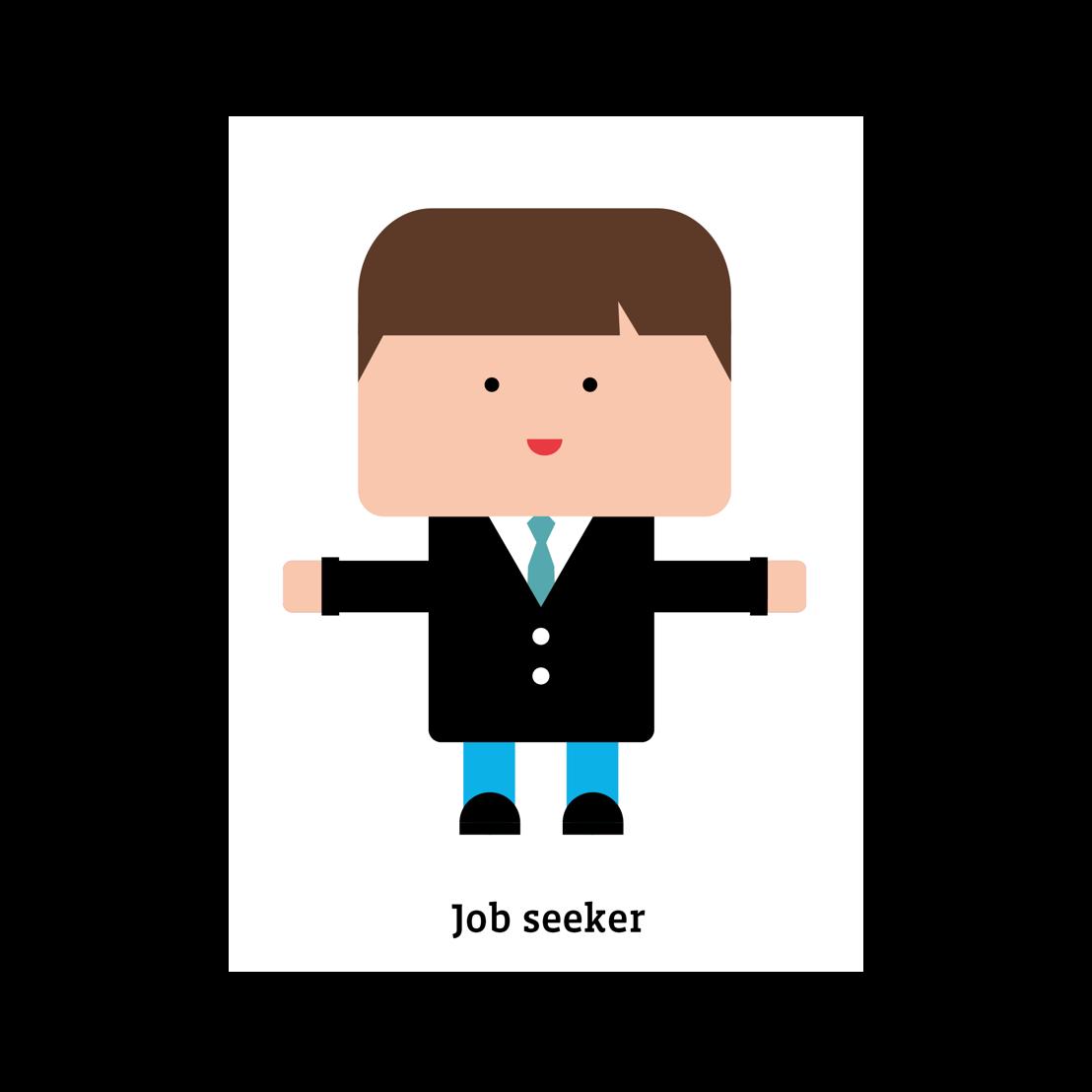 Who's IZI? - Job seeker