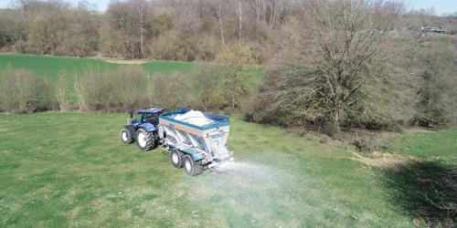 Optimale zuurtegraad bodem goed voor portemonnee en waterkwaliteit
