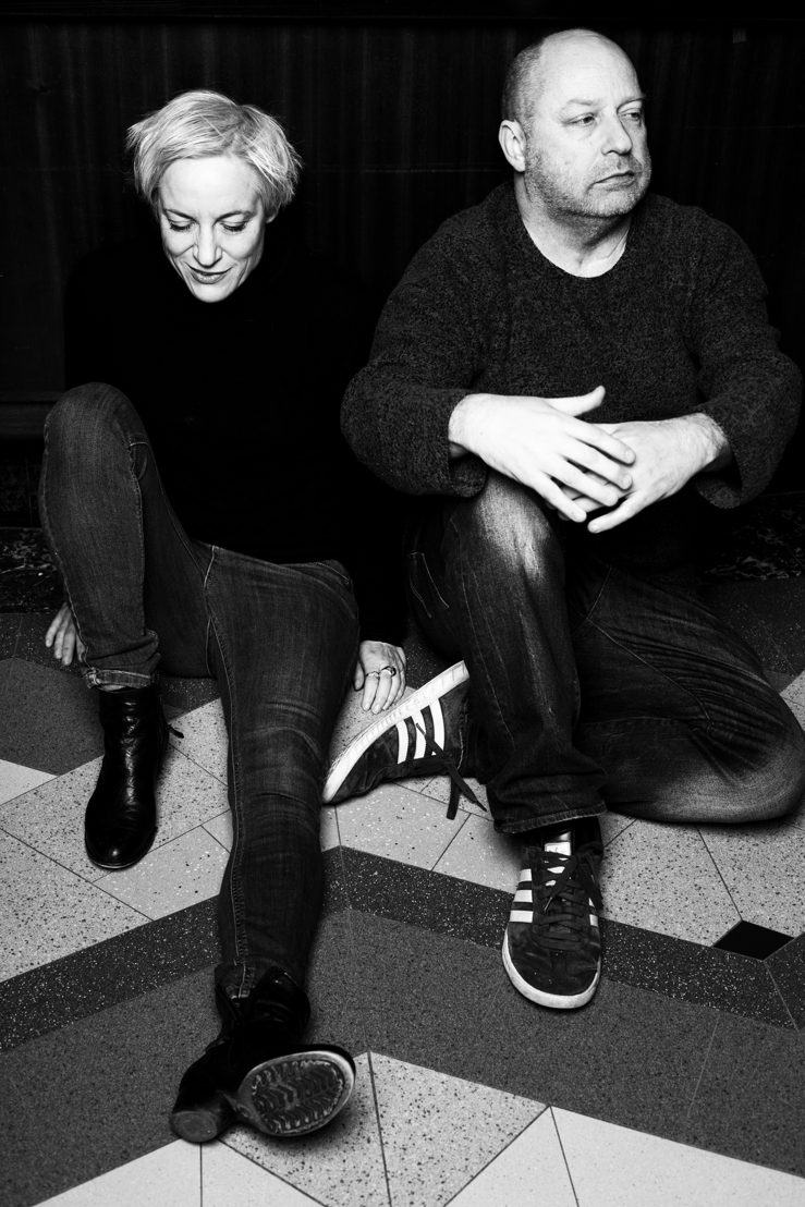 Meg Stuart & Tim Etchells - Shown and Told - 30/11 + 1 > 2/12 © Guy Kokken