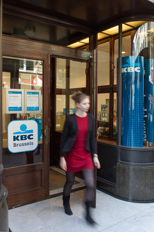 KBC Brussels Branch 2