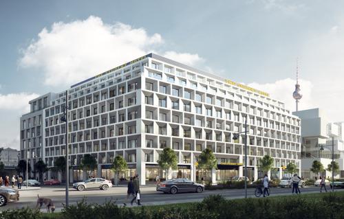 Exklusiv zur Expo Real München: Neues hybrides Co-Living-Hotelkonzept aus Amsterdam startet in Berlin-Mitte mit 450 Zimmern
