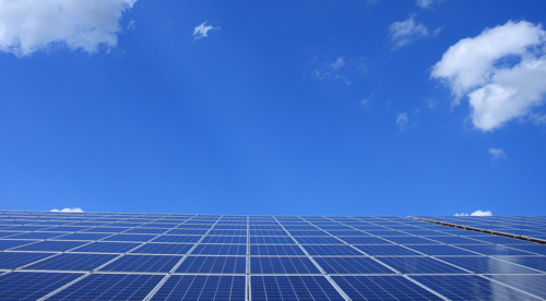 Un record d'énergie solaire produite en juillet