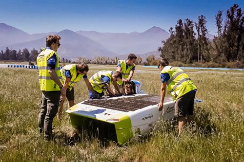 Tegenslag tijdens kwalificatie Belgische zonnewagen in meest extreme race