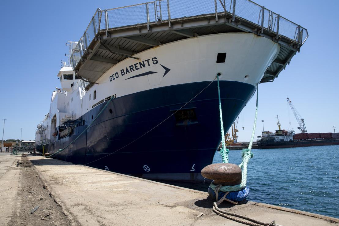 Geo Barents: Ärzte ohne Grenzen fordert Freigabe von Such- und Rettungsschiff