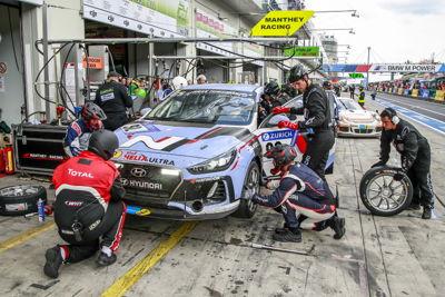 Nürburgring 24-hours race