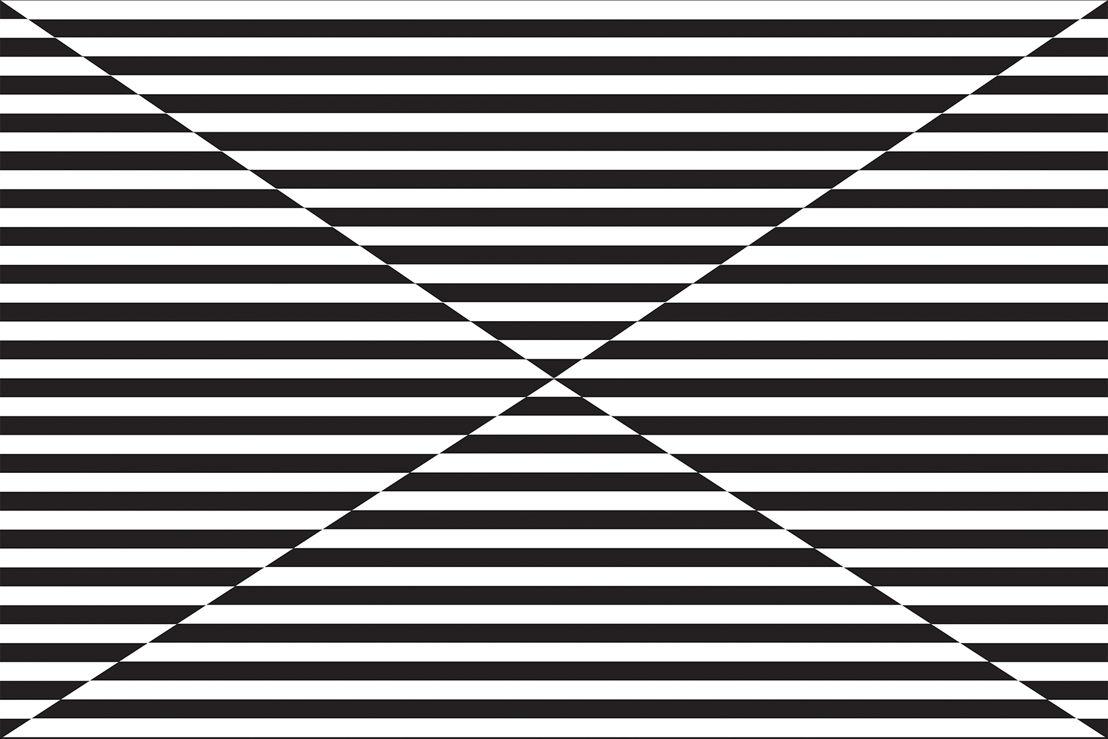 Argus Geometric Triangle - Swatch