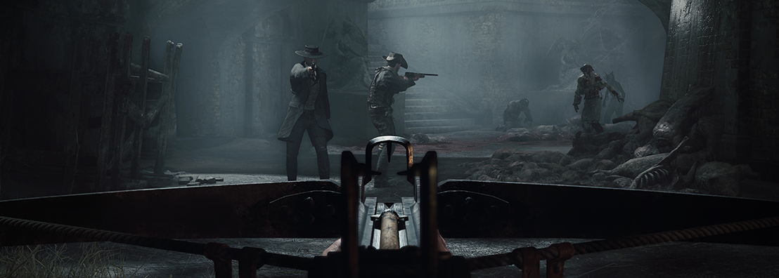 New Hunt: Showdown Content Arrives in Update 2.1
