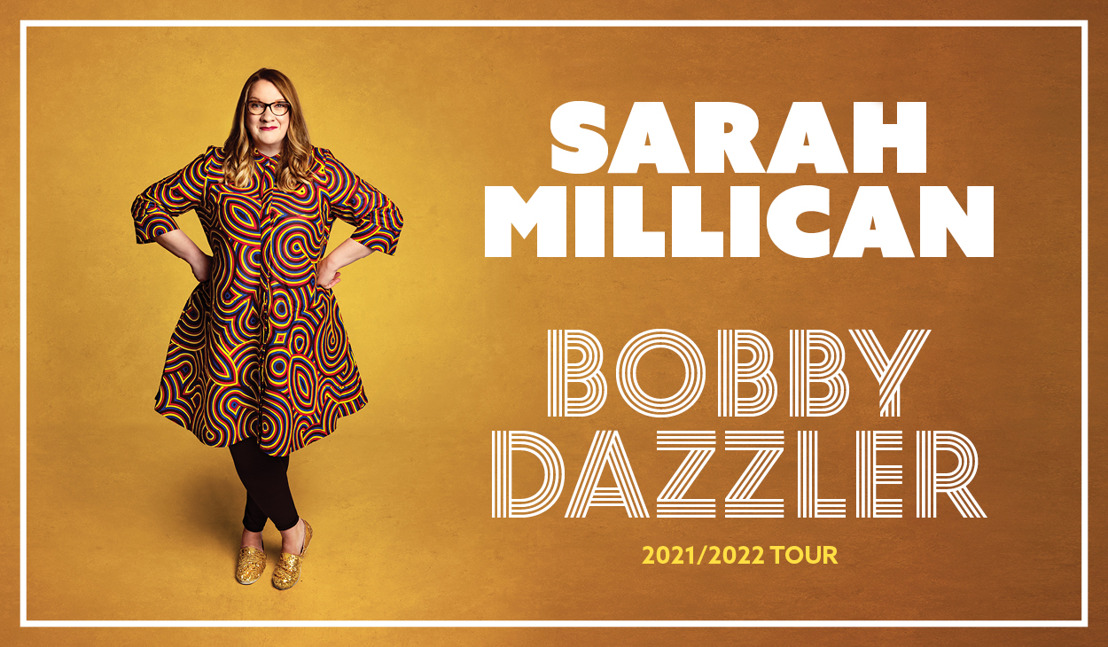 Sarah Millican is coming to Antwerp with a brand new show