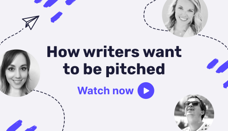WATCH NOW   PR Roundtable: How writers want to be pitched