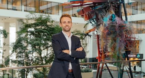 Un entrepreneur développe un outil de données unique pour le secteur de l'immobilier