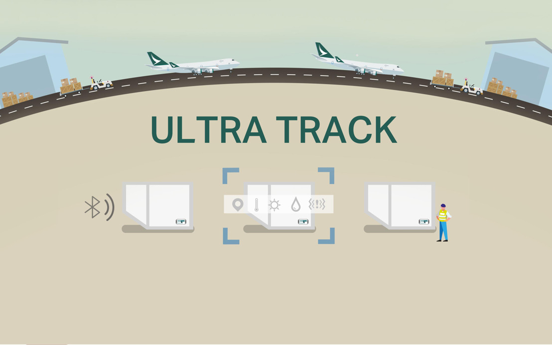 Cathay Pacific Cargo rolls out Ultra Track worldwide