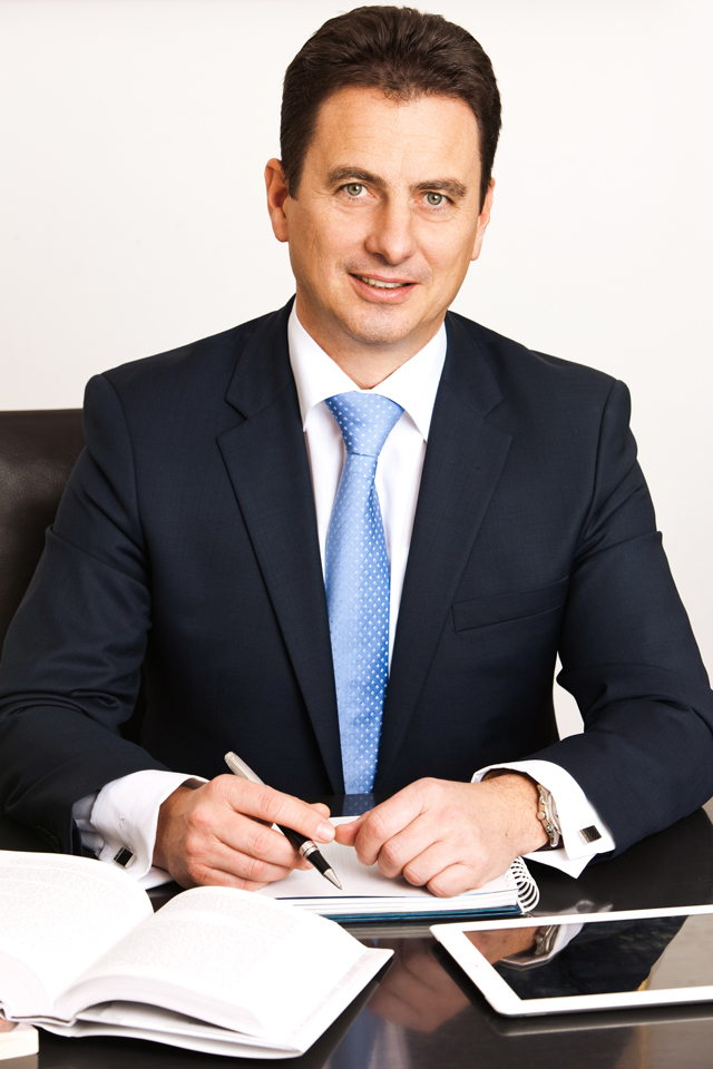 Daniel Kollar, CEO of ČSOB Financial Group