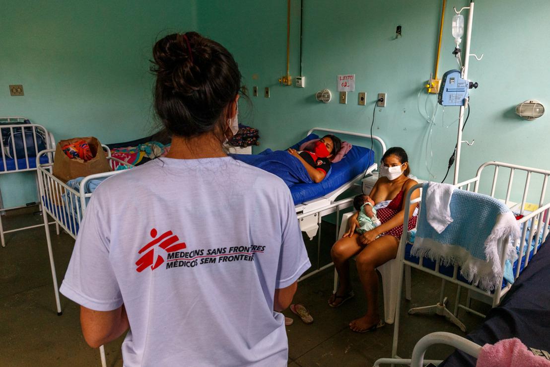 Brasil: El colapso del sistema sanitario en Manaos provoca un efecto dominó en las ciudades rurales de Amazonas