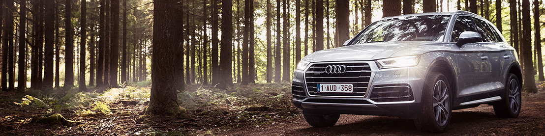 Prophets and Audi test Business Editions in real life.