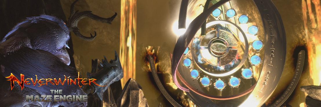 Битва за ядро лабиринта началась на Xbox One