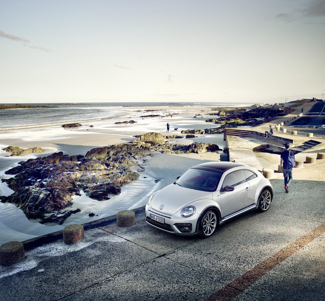 Opfrissing Volkswagen Beetle en Beetle Cabrio