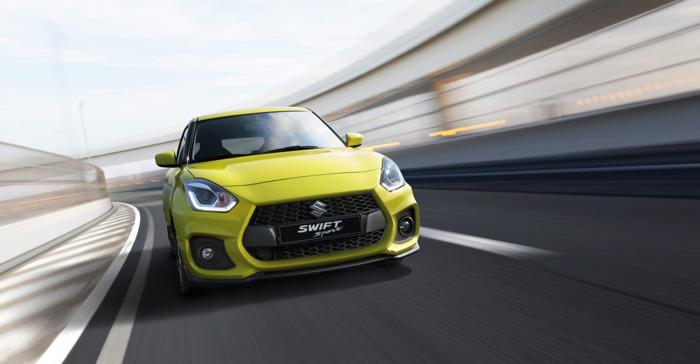 Suzuki : Dossier Salon 2018