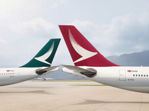 Cathay Pacific vermindert passagierscapaciteit met 96% in april en mei